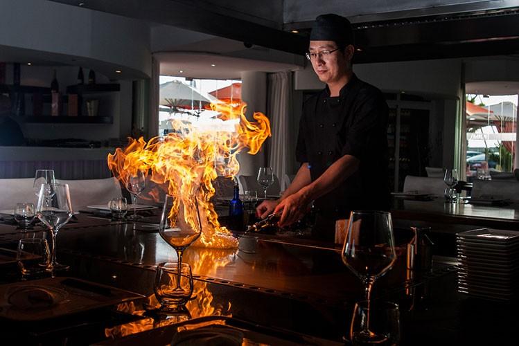Multiunit Japanese Restaurant Business